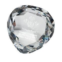 Venus Optical Crystal Paperweight