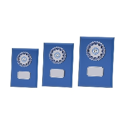 Mirage Multi-Sport Mirror Plaque Blue