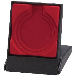 Garrison Medal Box Red