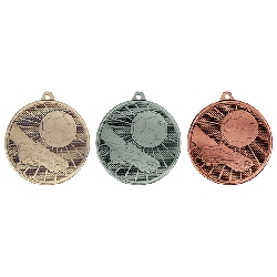Formation Football Iron Medal
