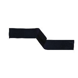 Medal Ribbon Black 395x22mm