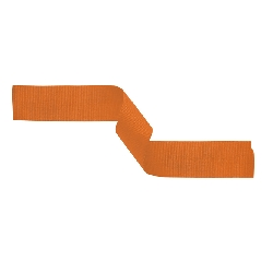 Medal Ribbon Orange 395x22mm
