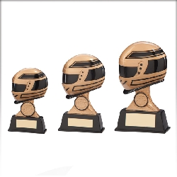 Drivers Motorsport Helmet Award