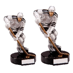 Motion Extreme Ice Hockey Figure