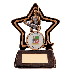 Little Star Gymnastics Plaque