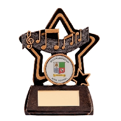 Little Star Music Plaque