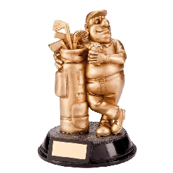 Outrageous Beer Belly Golf Award