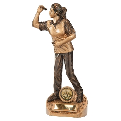 Bullseye Female Darts Award