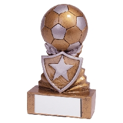 Shield Football Mini Award