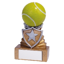 Shield Tennis Mini Award