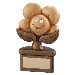 Kids Playful Flower Award 100mm