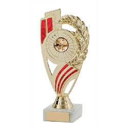 Stripes Red Multi-Sport Trophy