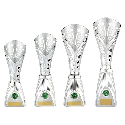All Stars Deluxe Rapid Trophy Silver