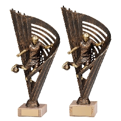 Vortex Striker Football male Trophy