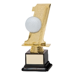 Long Shot Golf Trophy