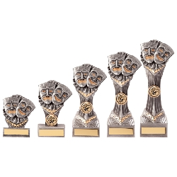 Games Trophies & Awards Poker